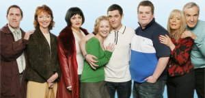 Gavin & Stacey Cast (courtesy Baby Cow Productions).